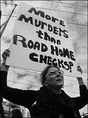 """""""More Murders Than Road Home Checks?"""" (Culture:Subculture) Tags: camera blackandwhite usa love photography hope la democracy community education peace neworleans fineart protest documentary diversity hurricanekatrina solidarity africanamerican cbd forsaken anthropology grassroots peacemarch sociology participation mayorraynagin craigmorse culturesubculture culturesubcultureyahoocom wwwculturesubculturecom affectedcommunities theindeliblespirit healingheal rallyingandresistance messageswarningspleas hopeandhealing activismactivistprotest silenceisviolence 2007craigmorse wwwflickrcomphotosculturesubculturesets drjohnpreliminary"""