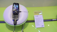 First DTT phone from Samsung