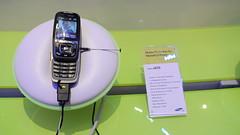 First DTT phone from Samsung