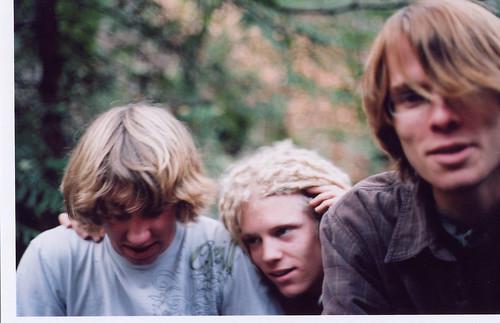 Paul, Eric and John