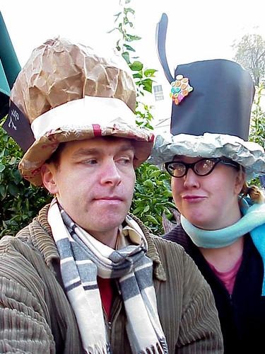 crafty supplies hatday paperhats mrmrsagogo hatmaking madhat scrumdillydo