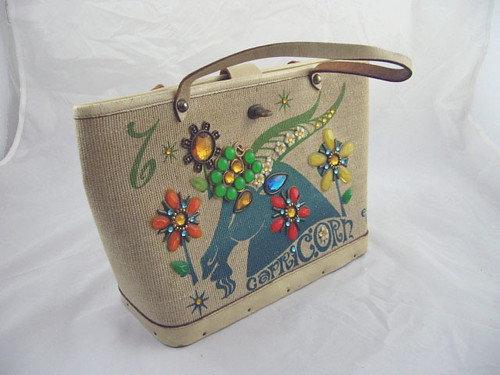 Enid Collins Capricorn bag