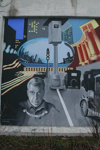 Hubbard Street Mural