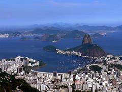 Christ's-Eye View of Rio (Mondmann) Tags: brazil brasil riodejaneiro landscape lumix paisagem corcovado panasonic vista dmcfz20 panasoniclumixdmcfz20 impressedbeauty