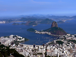 Christ's-Eye View of Rio