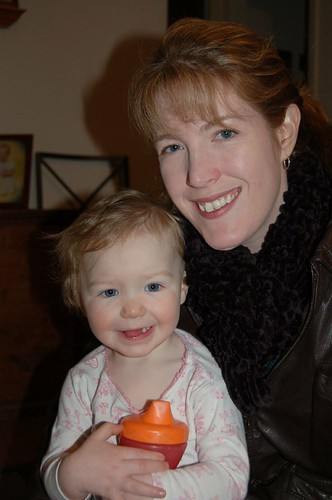 "Leda and Aunt ""Maymee"""