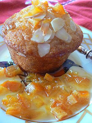 Muffin orange 1
