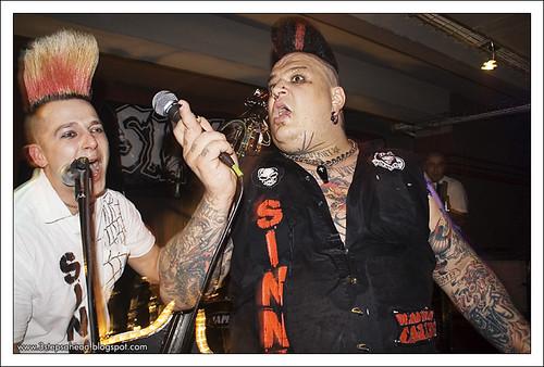 Mad Sin @ Bielsko-Biała (14-10-2005)