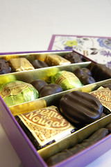 Bernachon, Salon du Chocolat Tokyo