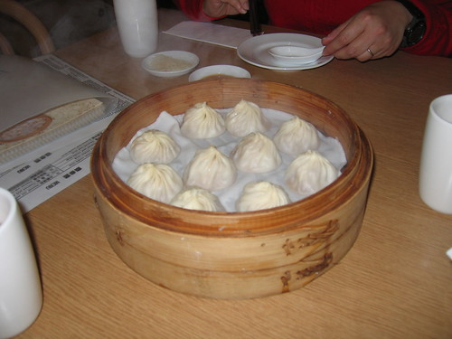 Xiaolongbao - Steamed Soup Dumplings
