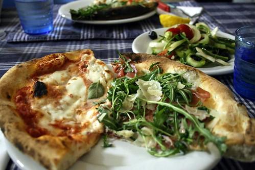 Takeout Pizzas