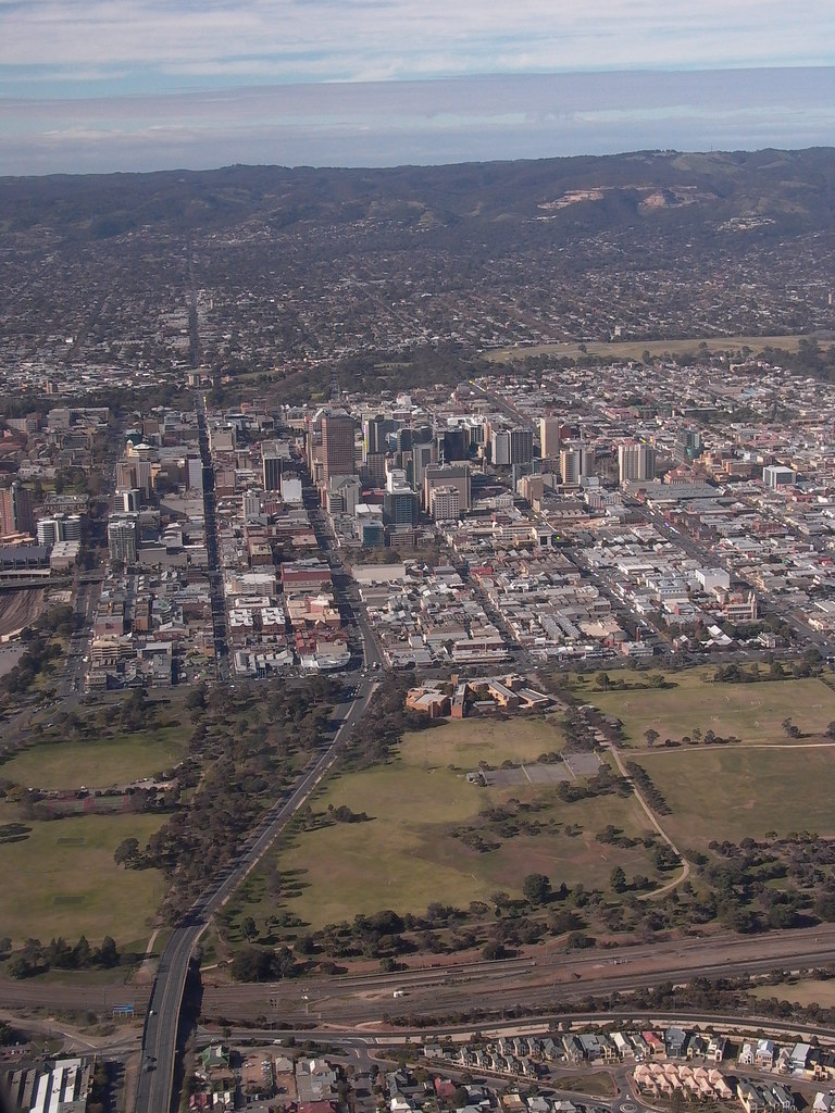 Above Adelaide