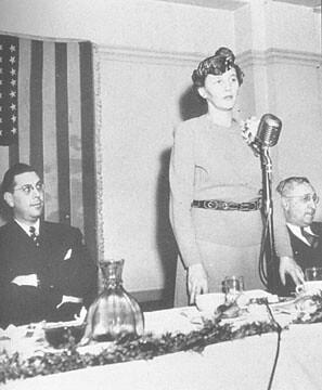 1940's woman  AA