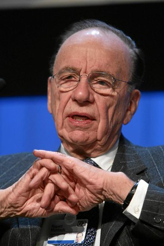 Rupert Murdoch - World Economic Forum Annual Meeting Davos 2007 by World Economic Forum.