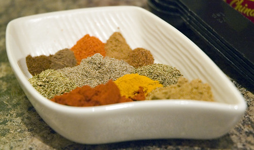 Yummy spices!