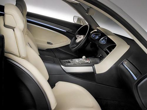 2003 Audi Nuvolari Quattro Concept. Audi Nuvolari Quattro Concept