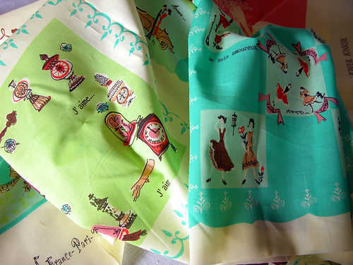 French Hankie Fabric