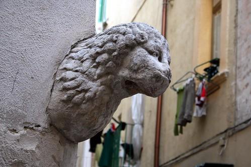 Street detail, Bari Vecchia