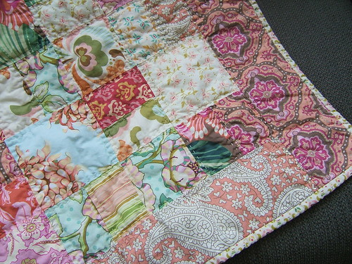 Amy Heather Butler-Bailey Quilt- complete!