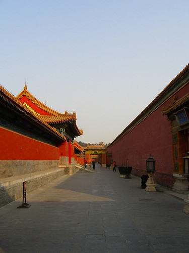 Inner Corridors - Forbidden City