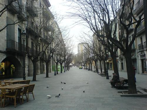 La Rambla de Girona