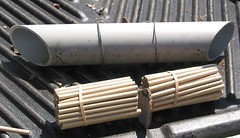 masonbeehouse.JPG (home orchard society) Tags: house nest tubes pvc masonbees