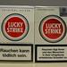 Das neue Lucky-Strike-Logo