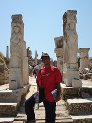 Gate Of Hercules, Di Dlm Ephesus, Selcuk, Turkey