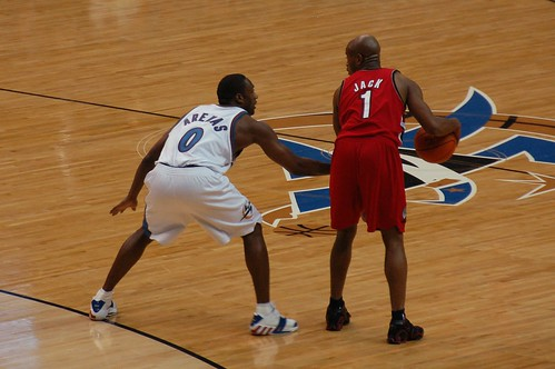 Gilbert Arenas - Defense? - flickr/Scott Ableman