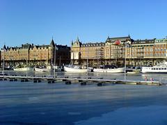 Strandvagen, Stockholm