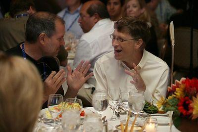 Bill y Steve colegas class=