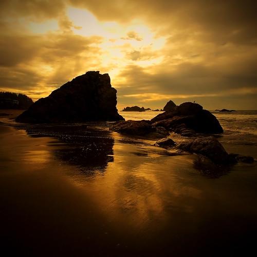 Фото: закат