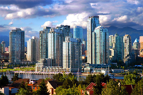 Vancouver, British Columbia by Tallyn.