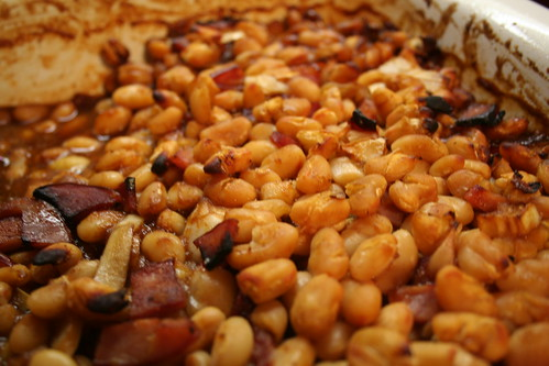 beans: hot and smoky stlye