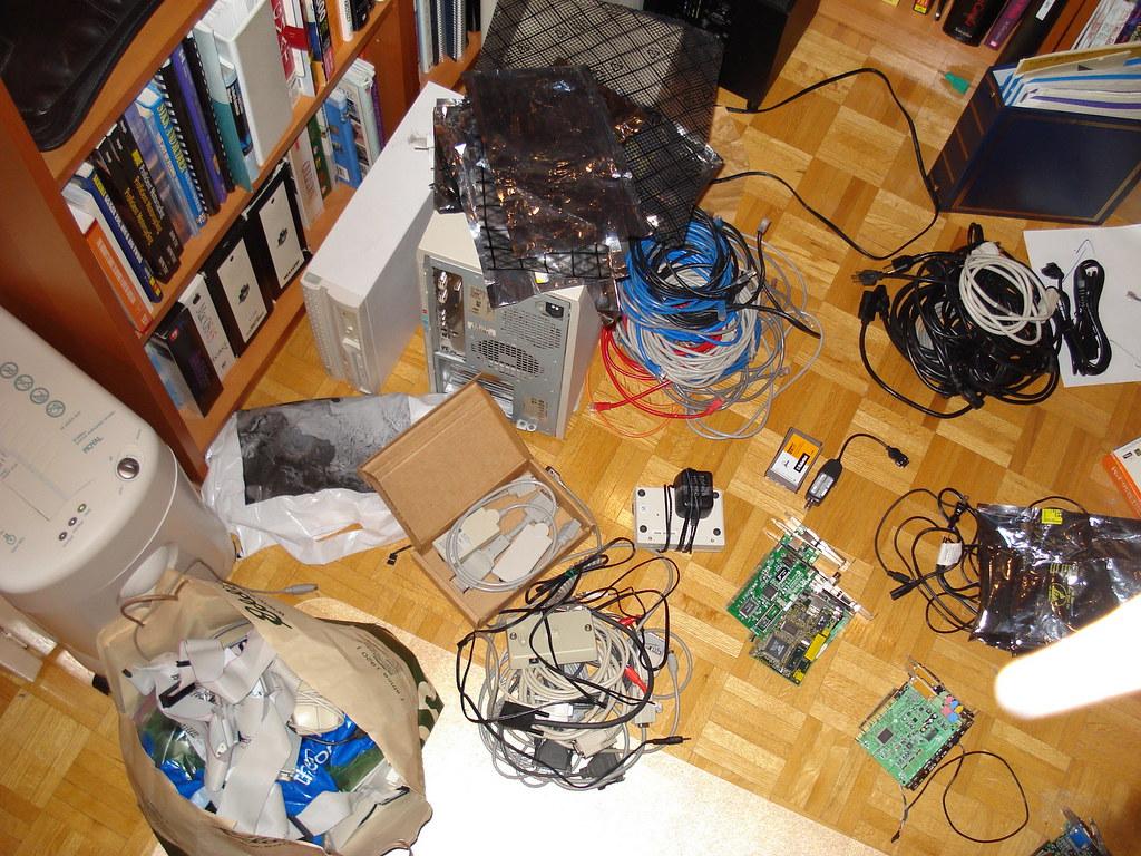hoard of computer stuff, part 1