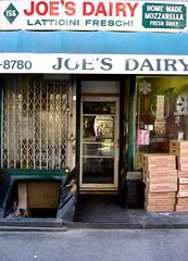 Joe's Dairy