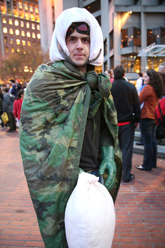 San Francisco Pillow Fight 2007