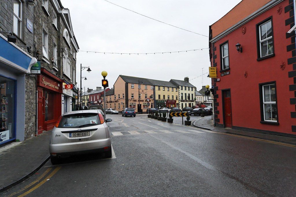 THE TOWN OF TRIM