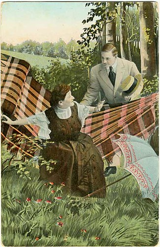 artpc couple hammock by Sassy Bella Melange