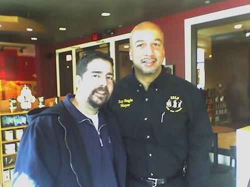 Alberto and C.Ray
