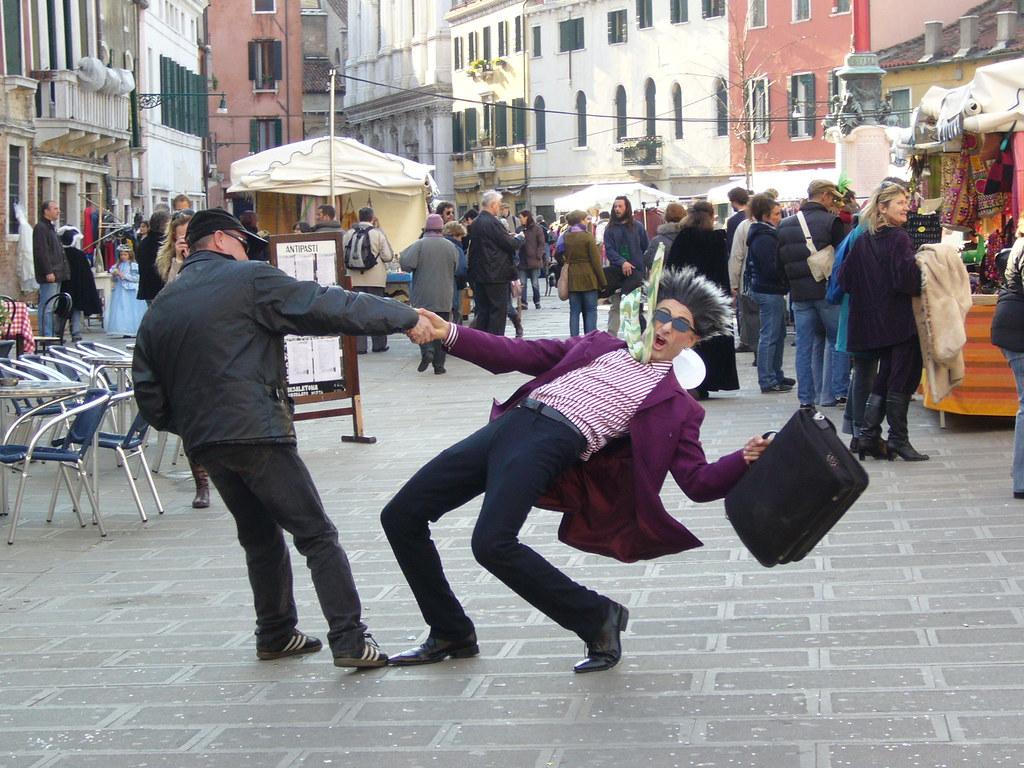 Velencei karnevál - A legjobb műsor