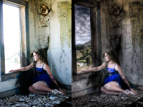 HDR before and after image 2