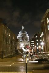 St Paul's Cathdral (cobacco) Tags: uk bridge london st pauls millennium grdigital cathdral