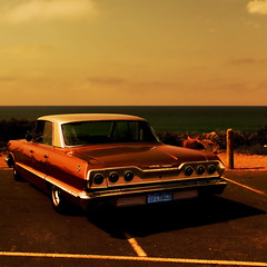on the road (ambientlight) Tags: car ambientlight chevy impala ontheroad 1963 definingmoments ambientlightgroup