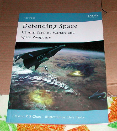 Defending Space, regalo de Alvy