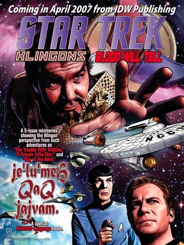 Klingons poster