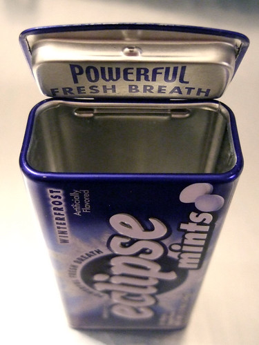 Eclipse Mint Tin