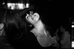 A true Angel... (Matthew J. Oliver) Tags: party portrait blackandwhite bw paris france canon geotagged 50mm clubbing explore 5d february 2007 canonef50mmf14usm mroizo parisparis canoneos5d i500 feadz uffie busyp edbanger kavinsky flickr:user=mesmerizingmatt flickr:nsid=49435687n00