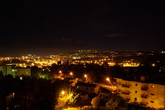 Antibes by night