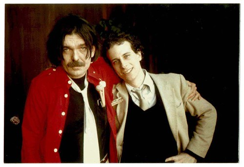 Gary Lucas with Don Van Vliet